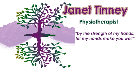 Janet Tinney Physiotherapist